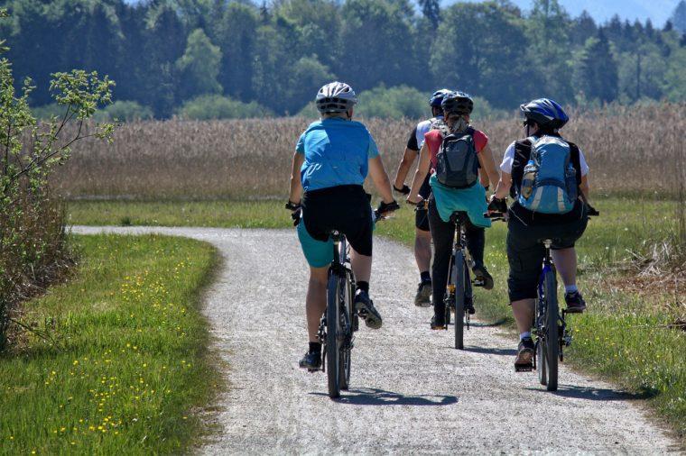 Škola bicikliranja za početnike